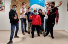 Solidaridad a beneficio de Down Jaén. Foto: Five4down