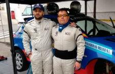 El copiloto jiennense Iván Urea estará en el Rally Internacional Sierra Morena