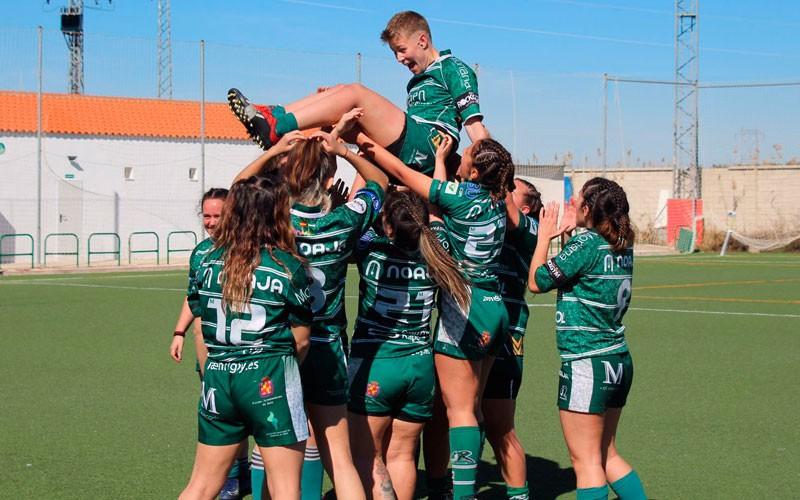 jaén rugby femenino
