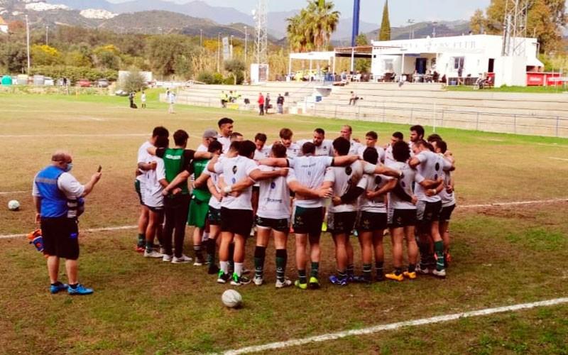 jugadores del jaén rugby