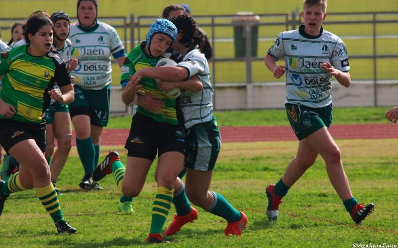 jaen rugby femenino portuense