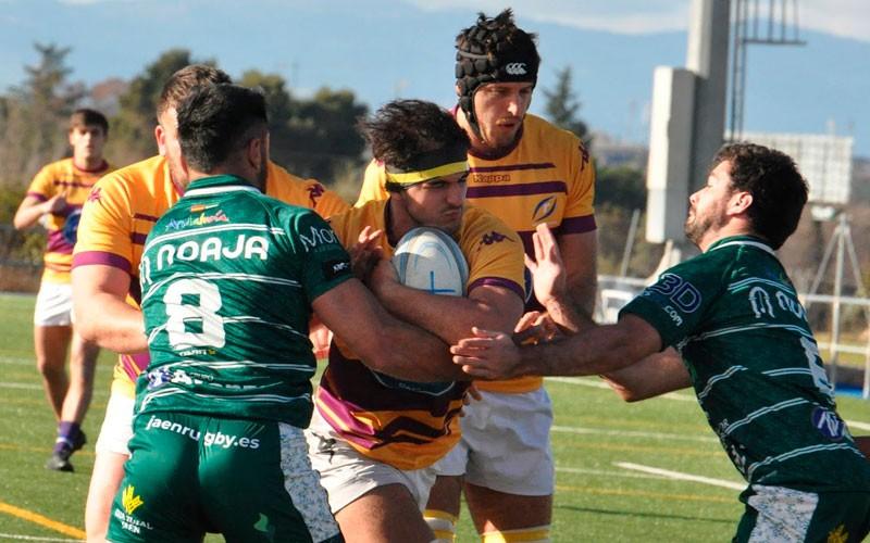 pozuelo rugby unión jaén rugby
