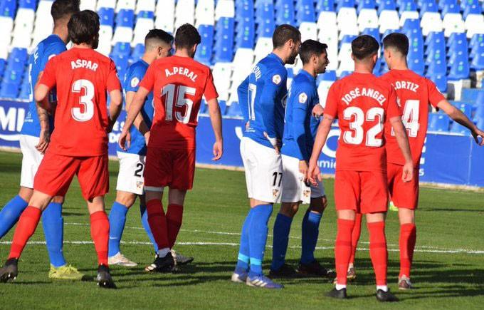 Linares Deportivo cae en casa frente al Sevilla Atlético