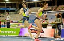 El Unicaja Atletismo pone rumbo al Nacional Absoluto de Pista Cubierta