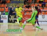 Al Jaén FS se le escapa el triunfo en el último minuto