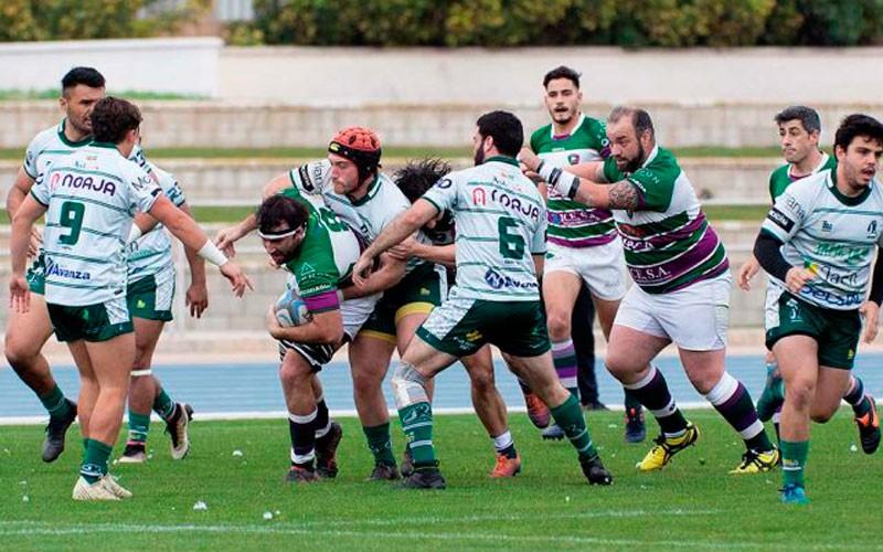 cr málaga jaén rugby