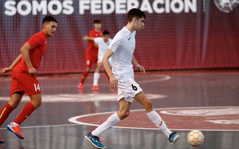 pablo ordóñez futbol sala selección española