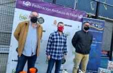 Jaén reúne este fin de semana a los veteranos más destacados del pádel andaluz