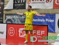 El Jaén Paraíso Interior se lleva los tres puntos frente al Burela