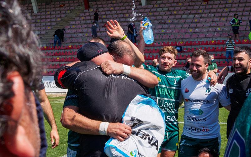 despedida entrenador jaén rugby