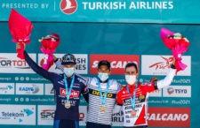 Díaz Gallego conquista la etapa reina y el liderato del Tour de Turquía