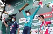 Díaz Gallego gana el Tour de Turquía