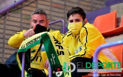 El Jaén FS pone a la venta 400 entradas para su partido ante Burela