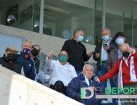 Imágenes del Real Jaén 1-0 Melilla CD