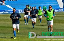 El Linares Deportivo recupera efectivos para el duelo contra el Algeciras