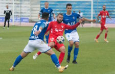 El Linares Deportivo vence al San Fernando con un gol 'in extremis' de Irizo