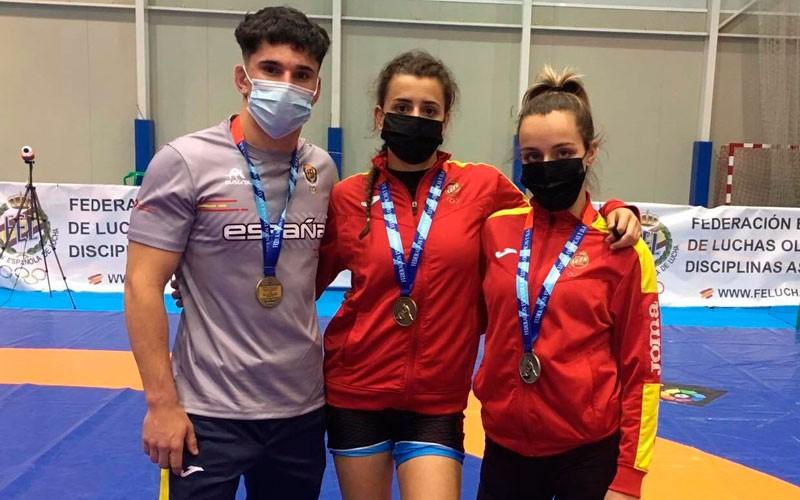 9 medallas para el Club Power de Torredelcampo en el Internacional Jóvenes Promesas