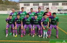 Reparto de puntos entre Atlético Mancha Real y Vélez CF
