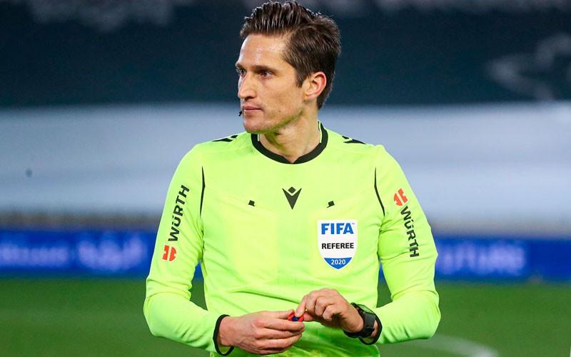 Munuera Montero estará en la Copa América como árbitro VAR