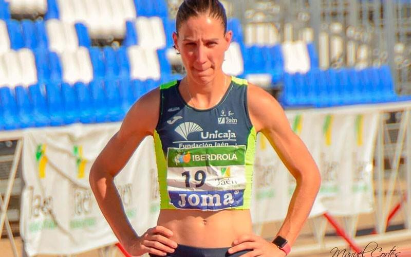 natalia romero unicaja jaen atletismo