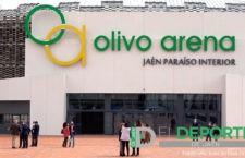 Concluye la construcción del Olivo Arena