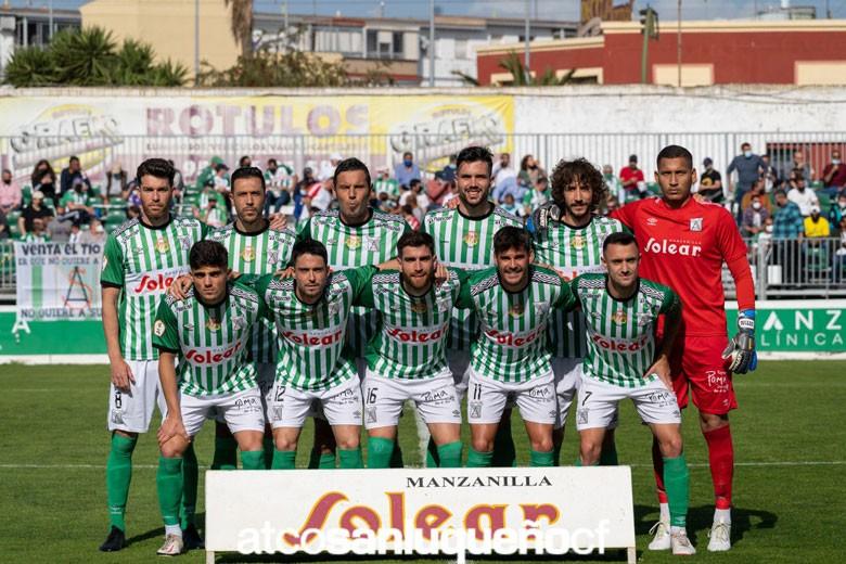 Atlético Sanluqueño, rival del Linares Deportivo