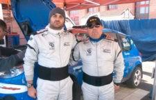 Urea y Molino, obligados a abandonar en el Rally de Sierra Morena por una avería