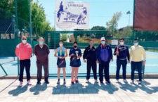 Completo fin de semana en el tenis provincial