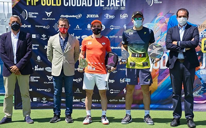 fip gold ciudad jaén padel