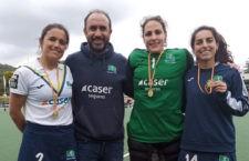 Mª Ángeles Ruiz y Carmen Cano, campeonas de la Liga Iberdrola