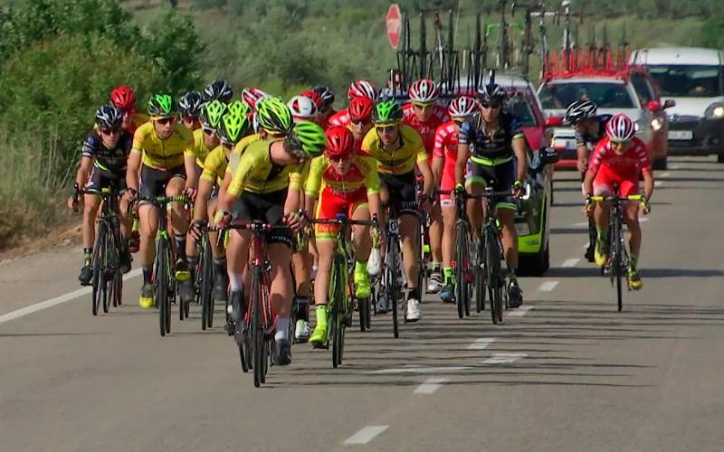 ciclistas andalucía