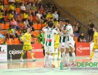 El Jaén FS cae ante el Córdoba pero se libra del playout