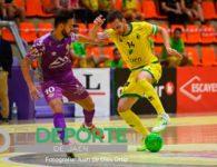 Palma Futsal castiga al Jaén Paraíso Interior con una goleada