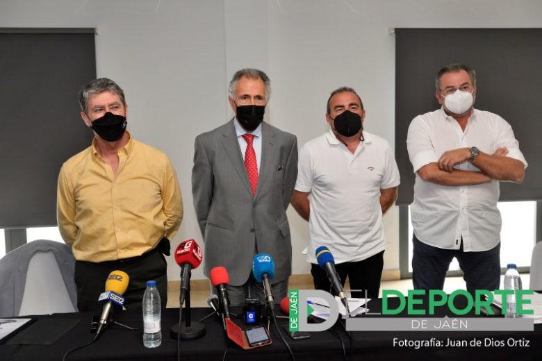 Ramón García respalda la recaudación para la deuda con la Comisión Mixta