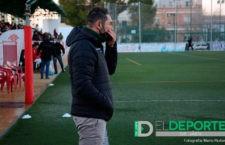 El Atlético Porcuna prescinde de Rafa Navarro