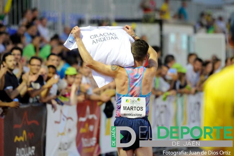 Andújar reunirá el 22 de mayo a atletas de primer nivel en su Meeting Internacional