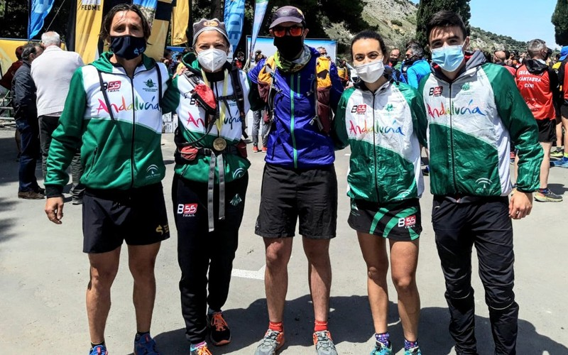El Club Sierra Sur de Jaén destaca en el Campeonato de España de CxM