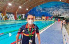 Tajuelo consigue la mínima para los Juegos de Tokio en 50m libre