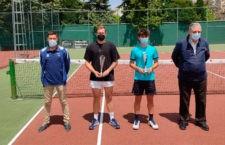 El quinto torneo del Andaluz Tenis Tour nivel 2 reunió en Úbeda a 38 tenistas