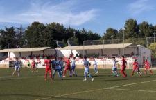 El Torreperogil pierde ante el Atlético Malagueño y se queda sin opciones de jugar el playoff