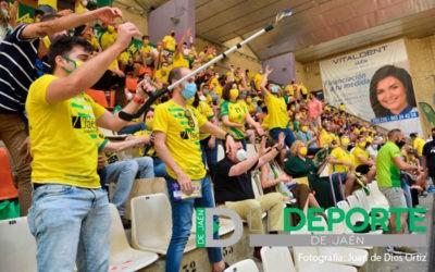 El Jaén FS, club con más abonados de la historia del fútbol sala nacional
