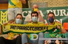 El Jaén FS suma más de 650 abonos renovados en apenas dos días de campaña