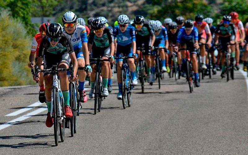 campeonato andalucia ruta ciclismo belmez moraleda 2021