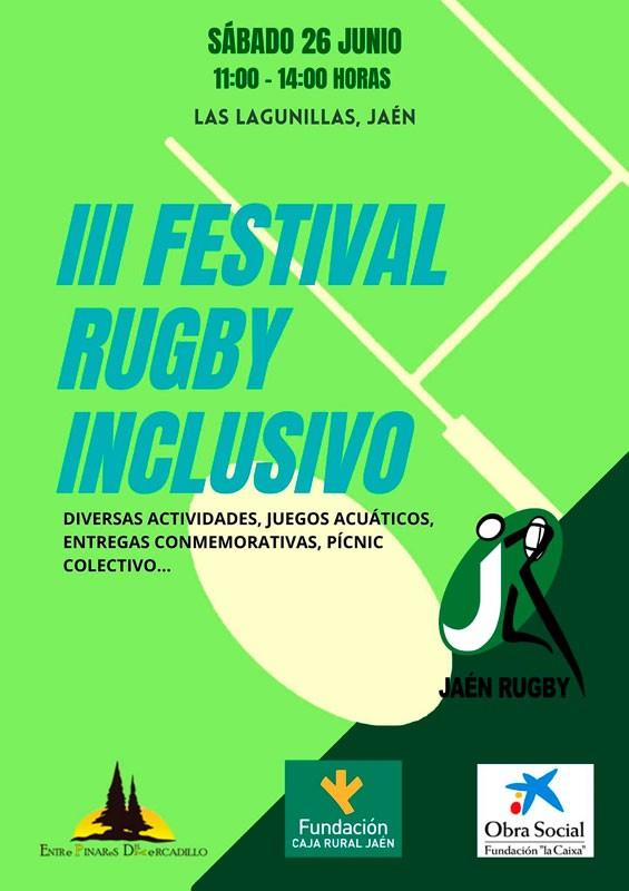 jaen rugby inclusivo