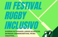 Jaén Rugby celebra su III Festival de Rugby inclusivo