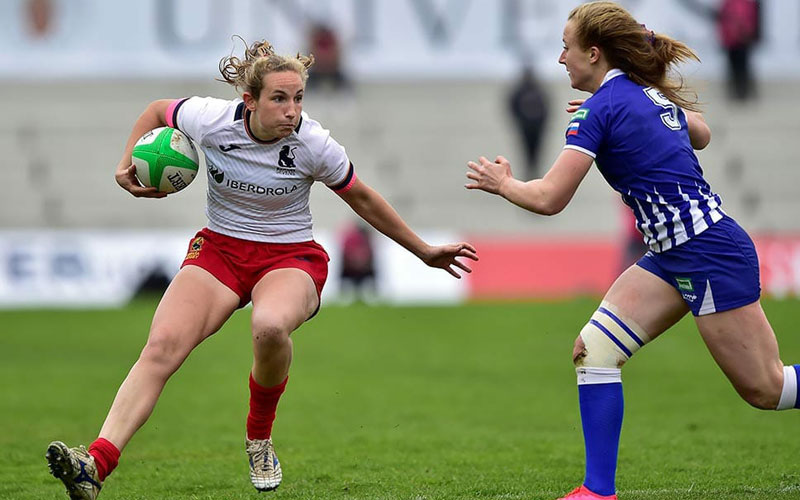 lea ducher rugby seven