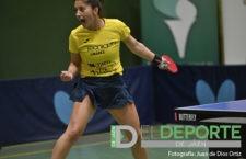 El RCTM Linares jugará la final de la Copa de la Reina de tenis de mesa