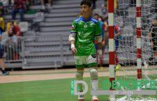 El joven Álex Lérida será el tercer portero del Mengíbar FS