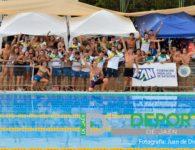 Segunda jornada del Campeonato de Andalucía de Natación Absoluto y Junior (fotogalería)