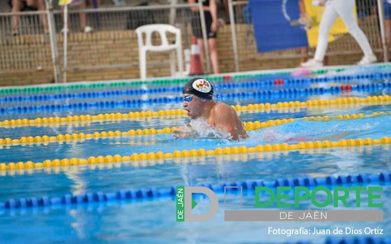 campeonato andalucia natacion absoluto junior jaen 2021
